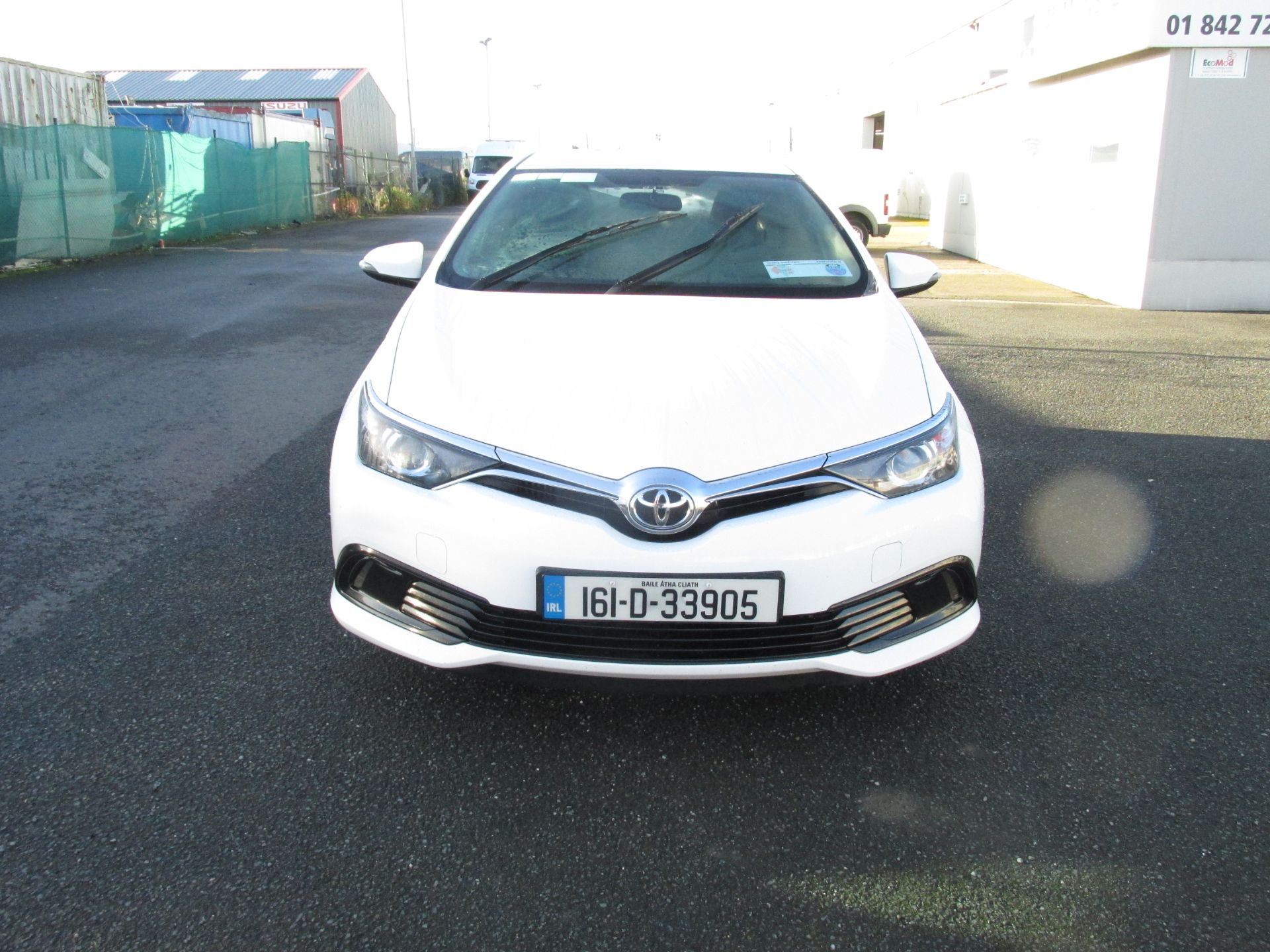 2016 Toyota Auris 1.4d-4d Terra 4DR click and collect call sales for more info (161D33905) Image 2