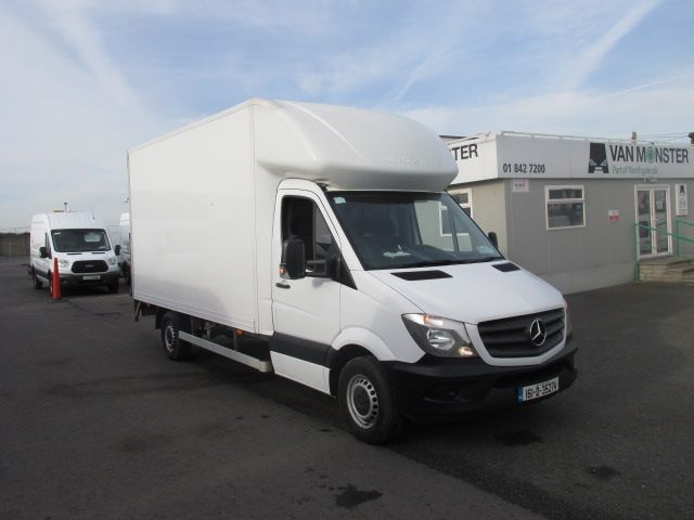 2016 Mercedes-Benz Sprinter 313 CDI LUTON BODY (161D35274) Thumbnail 1