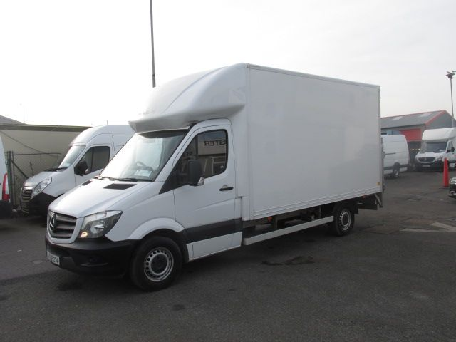 2016 Mercedes-Benz Sprinter 313 CDI LUTON BODY (161D35274) Thumbnail 3
