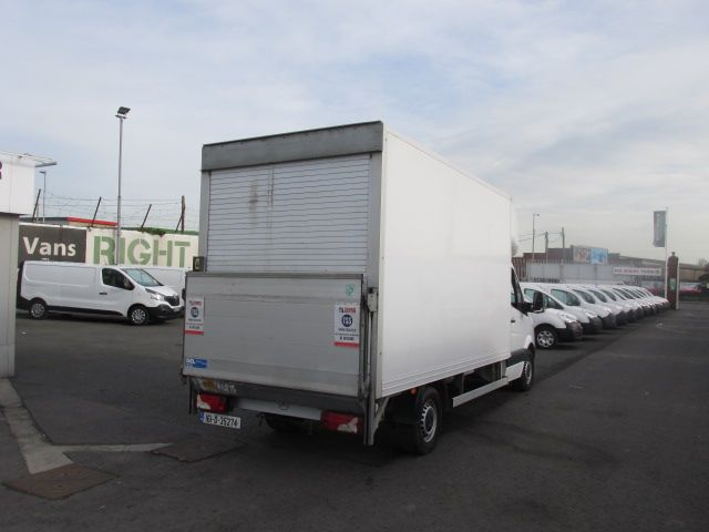 2016 Mercedes-Benz Sprinter 313 CDI LUTON BODY (161D35274) Thumbnail 6