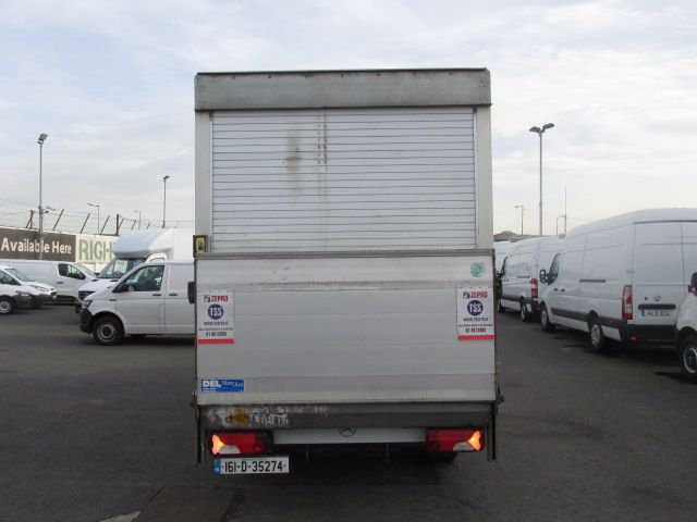2016 Mercedes-Benz Sprinter 313 CDI LUTON BODY (161D35274) Thumbnail 7
