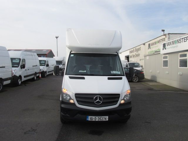2016 Mercedes-Benz Sprinter 313 CDI LUTON BODY (161D35274) Image 2