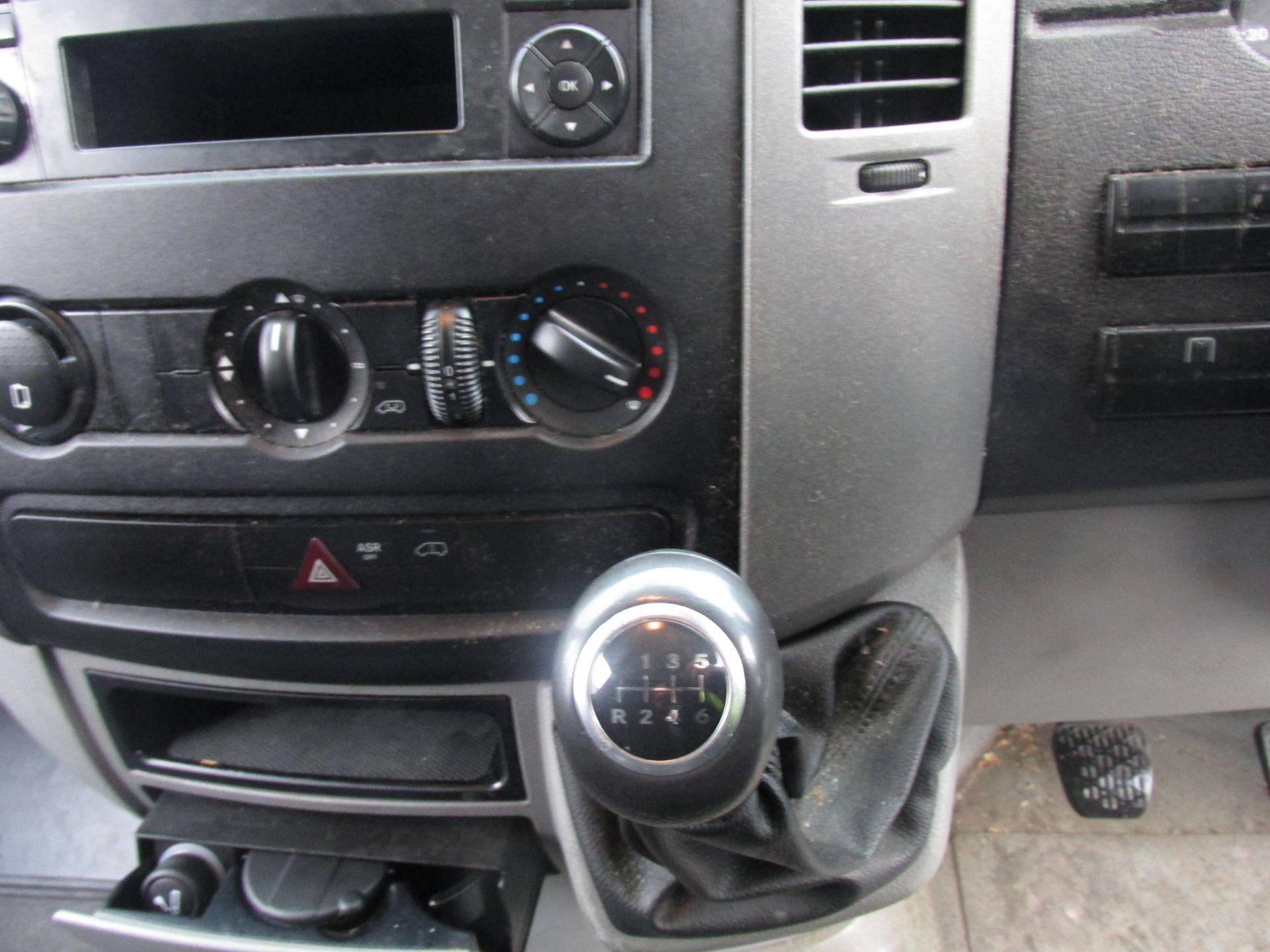2016 Mercedes Sprinter 313 CDI - Luton Box & Tail Lift - (161D35346) Image 15