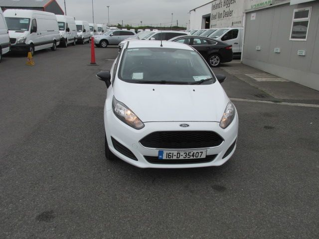 2016 Ford Fiesta BASE TDCI (161D35407) Image 2