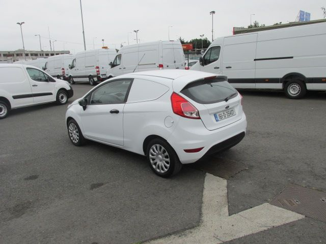 2016 Ford Fiesta BASE TDCI (161D35407) Image 5