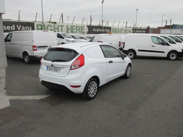 2016 Ford Fiesta BASE TDCI (161D35407) Image 7