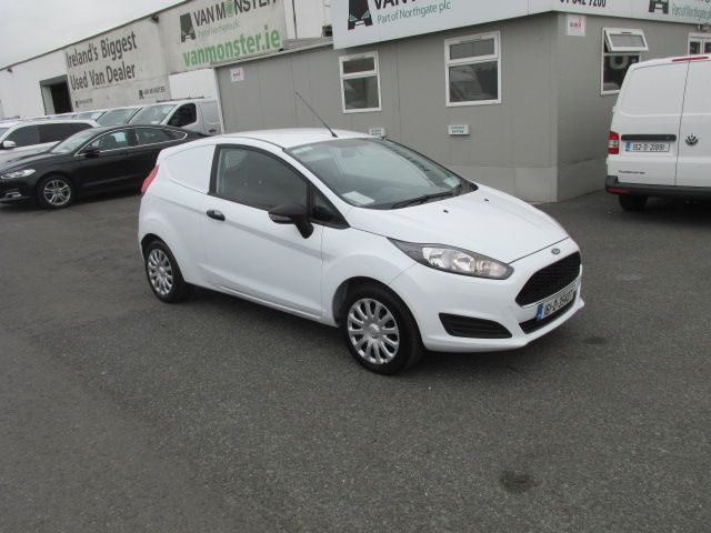 2016 Ford Fiesta BASE TDCI (161D35407) Image 1