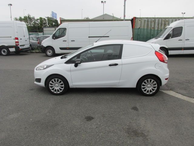 2016 Ford Fiesta BASE TDCI (161D35407) Image 4