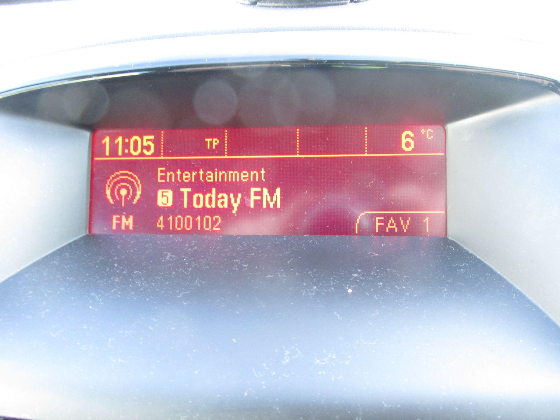 2016 Vauxhall Astra SRI CDTI ECOFLEX S/S (161D39366) Image 12
