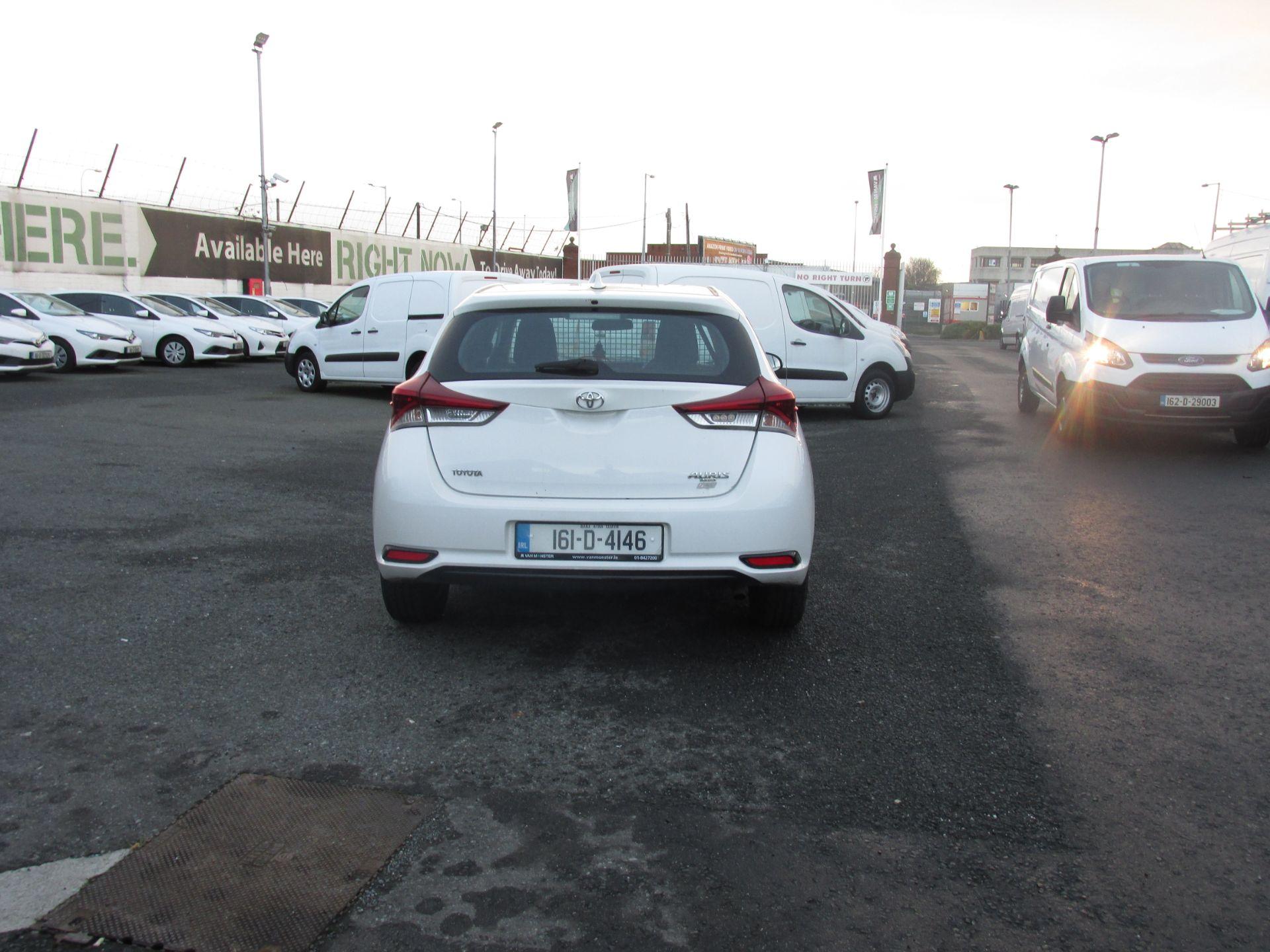 2016 Toyota Auris 1.4d-4d Terra 4DR (161D4146) Image 4