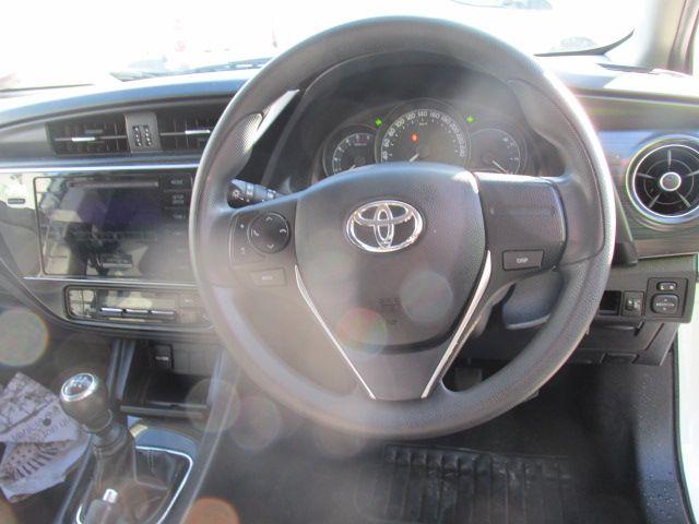 2016 Toyota Auris 1.4d-4d Terra 4DR -   (161D4146) Image 14