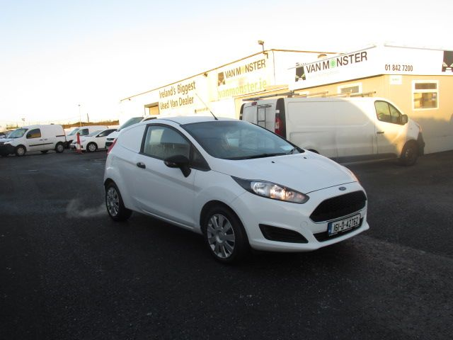 2016 Ford Fiesta BASE TDCI (161D42762)