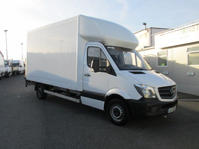 2016 Mercedes Sprinter 313 CDI       LUTON  /  TAIL  LIFT  (161D42765)