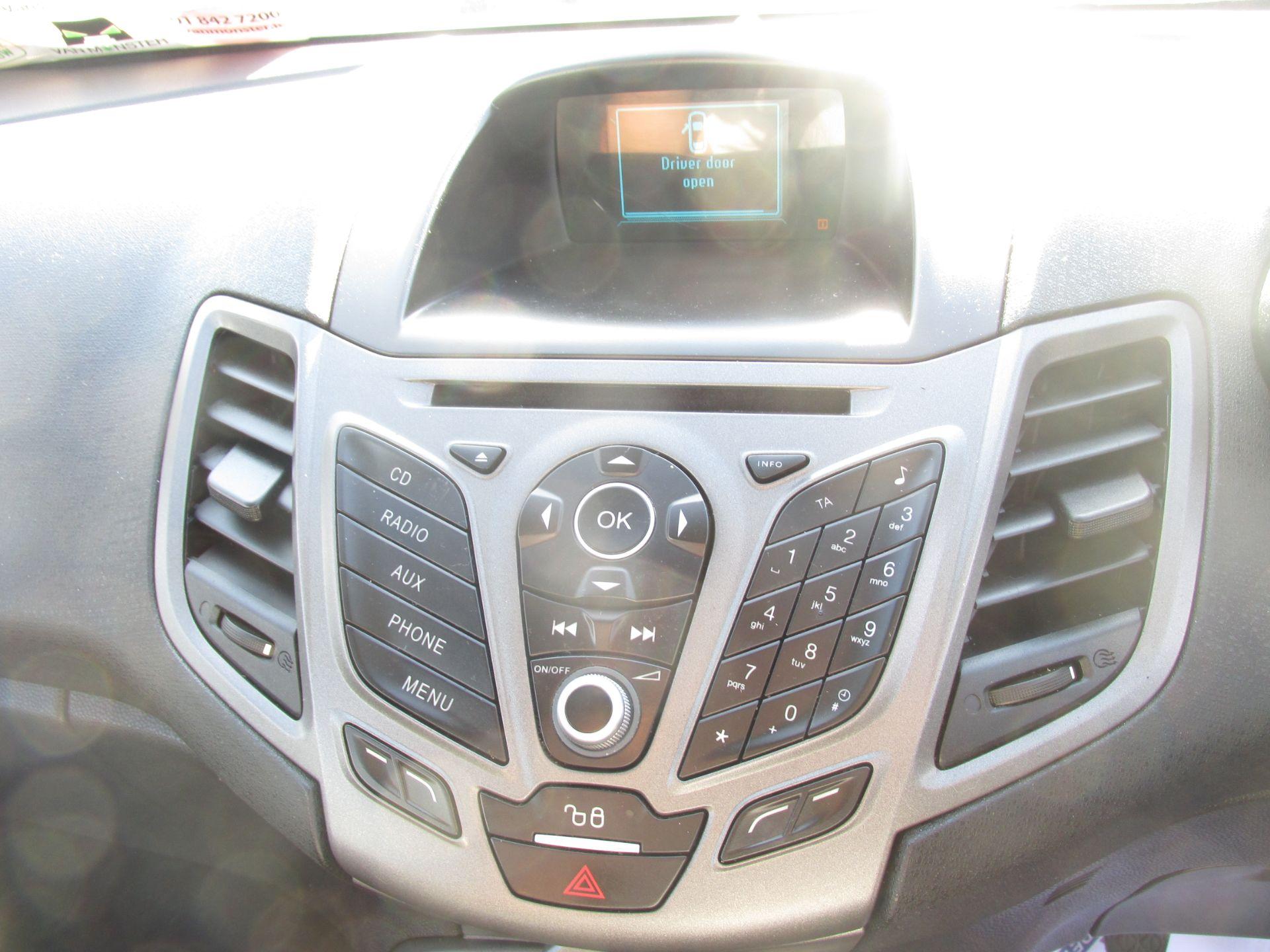 2016 Ford Fiesta 1.5 TDCI (161D44311) Image 10