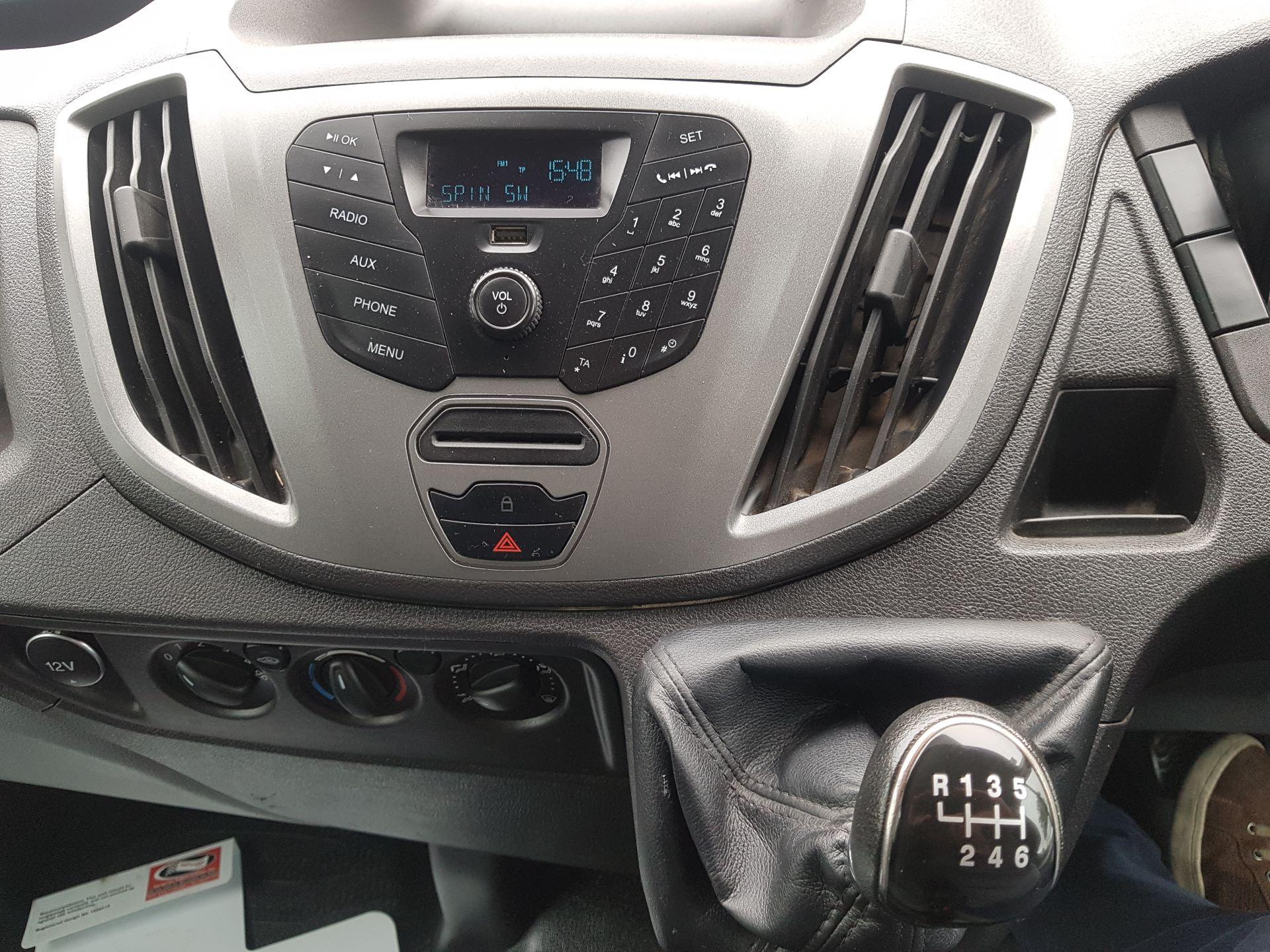 2016 Ford Transit 350 H/R P/V (161D44334) Image 14