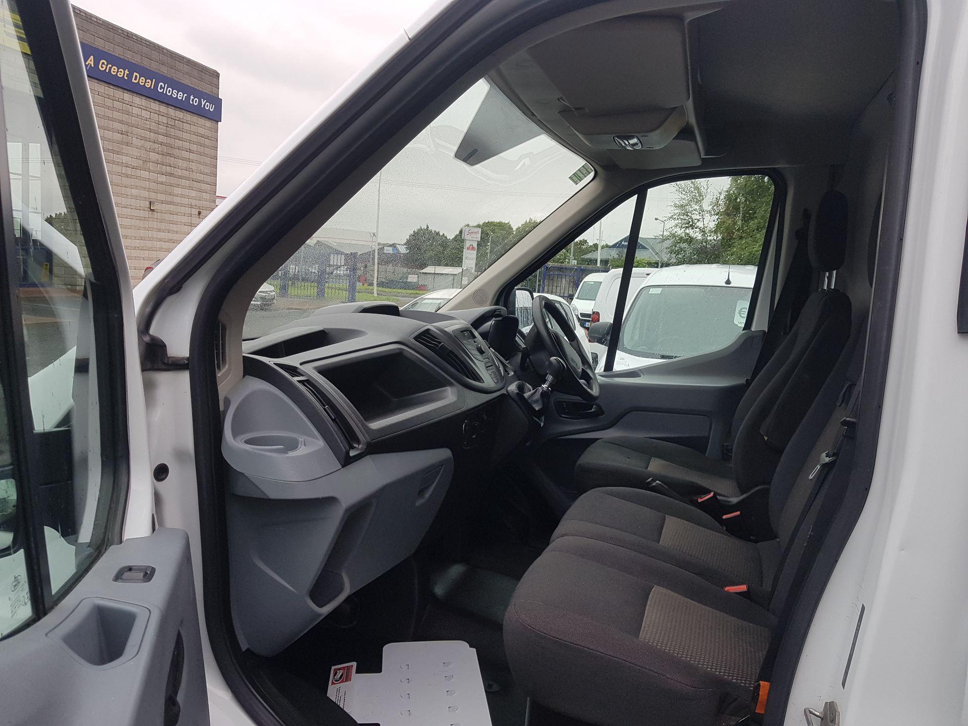 2016 Ford Transit 350 H/R P/V (161D44334) Image 12