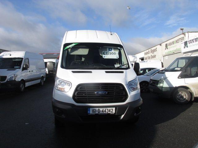 2016 Ford Transit 350 H/R P/V (161D44342) Image 8