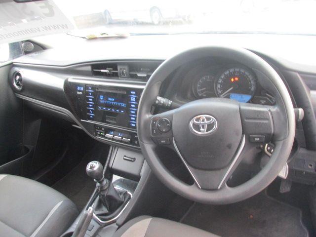 2016 Toyota Auris 1.4d-4d Terra 4DR (161D44482) Image 13