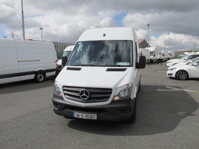 2016 Mercedes-Benz Sprinter 313/36 CDI 5DR (161D45367) Image 2