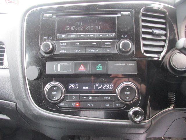 2016 Mitsubishi Outlander 4WD 6MT 16MY 4DR (161D46547) Image 16