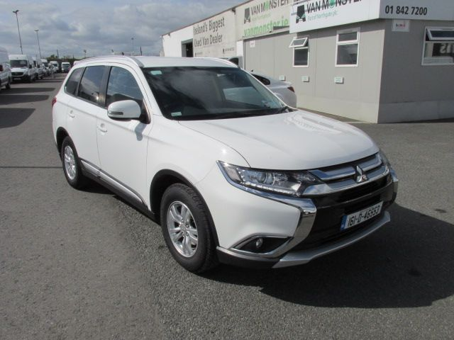 2016 Mitsubishi Outlander 4WD 6MT 16MY 4DR  - HIGH SPEC - AS NEW  (161D46553)