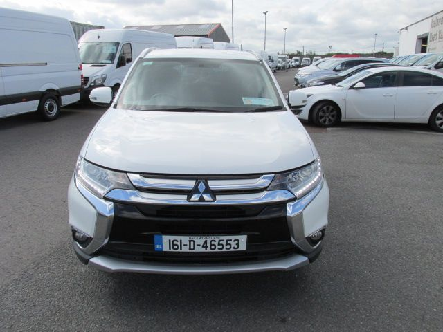 2016 Mitsubishi Outlander 4WD 6MT 16MY 4DR  - HIGH SPEC - AS NEW  (161D46553) Image 11