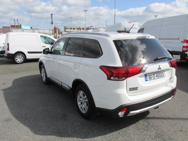 2016 Mitsubishi Outlander 4WD 6MT 16MY 4DR  - HIGH SPEC - AS NEW  (161D46553) Image 6