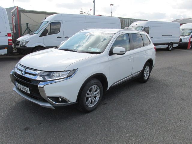 2016 Mitsubishi Outlander 4WD 6MT 16MY 4DR  - HIGH SPEC - AS NEW  (161D46553) Image 10