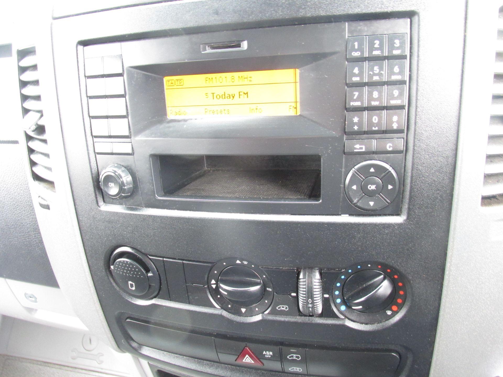 2016 Mercedes-Benz Sprinter KING CREW CAB 313 CDI (161D46941) Image 10