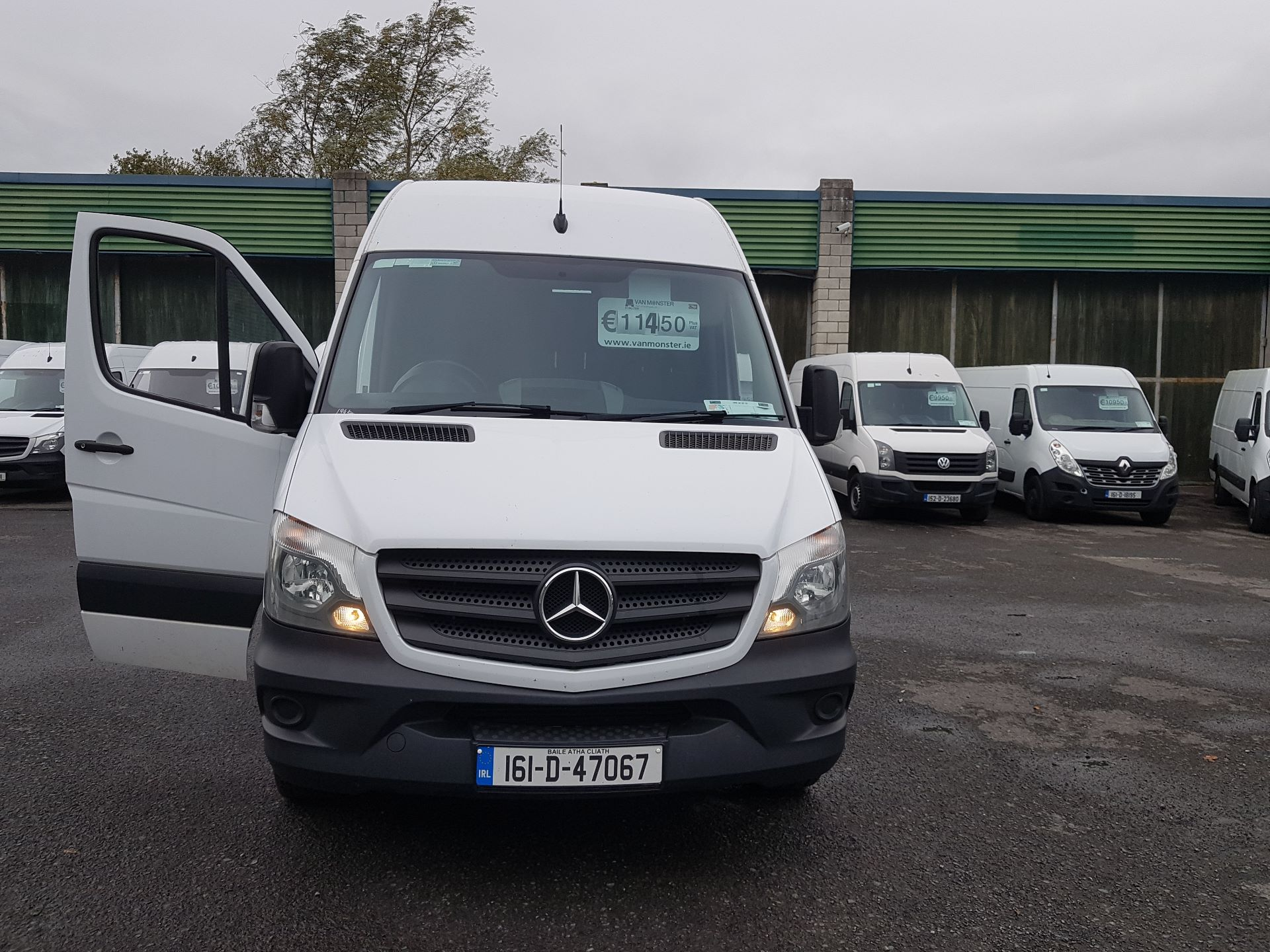 2016 Mercedes-Benz Sprinter 313/43 CDI 5DR (161D47067)