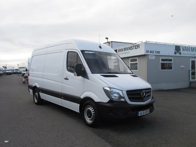 2016 Mercedes-Benz Sprinter 313/36 CDI 5DR  -  H/ROOF   -  MWB - (161D47079)