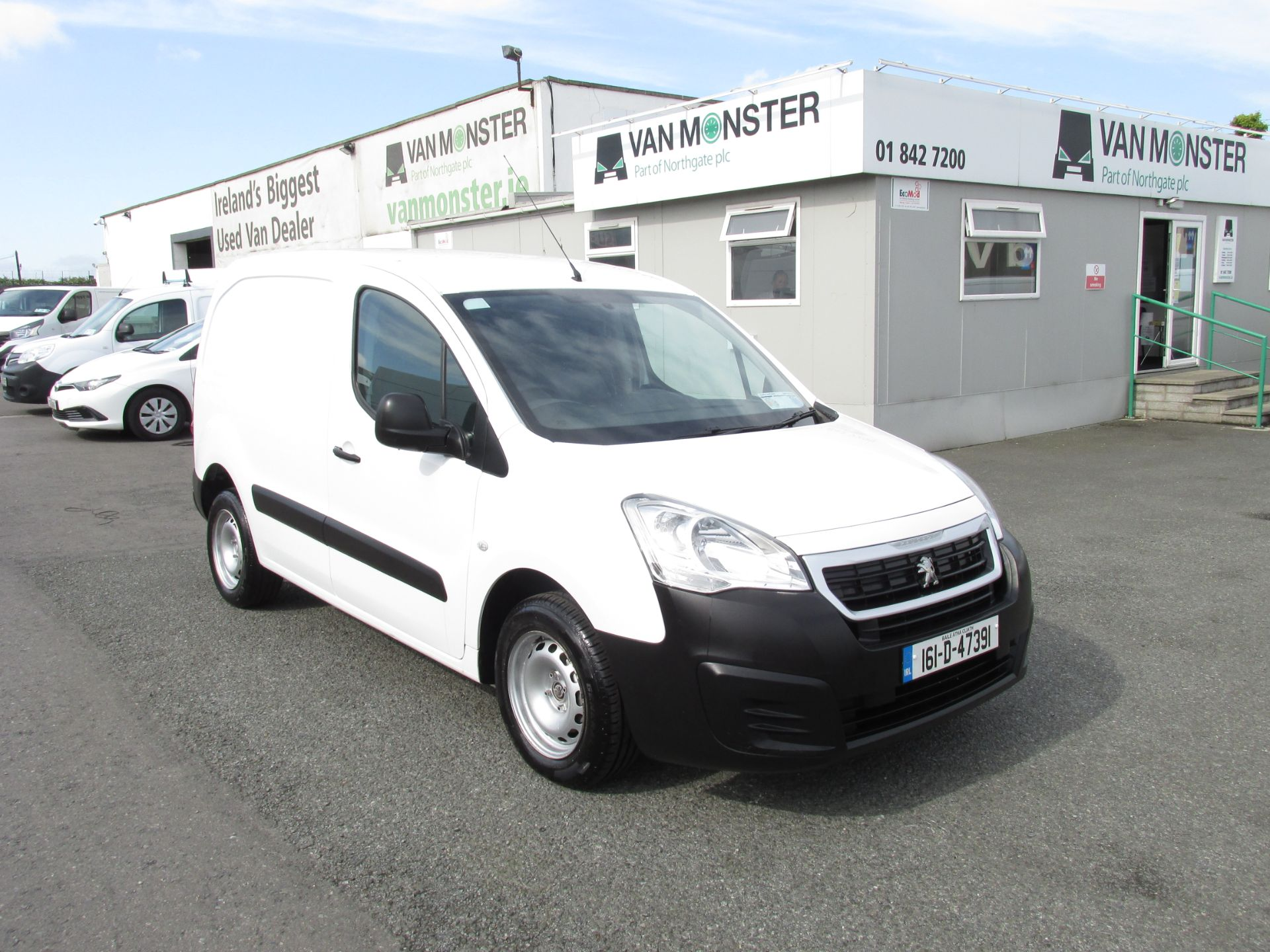 2016 Peugeot Partner Access 1.6 HDI 92 3DR click and collect call sales for more info (161D47391)