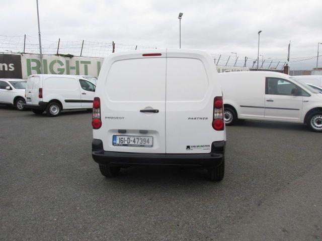2016 Peugeot Partner Access 1.6 HDI 92 3DR (161D47394) Image 4