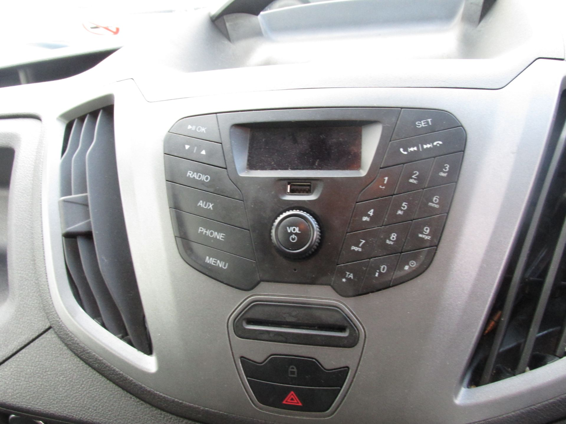 2016 Ford Transit 350 H/R P/V (161D47440) Image 12