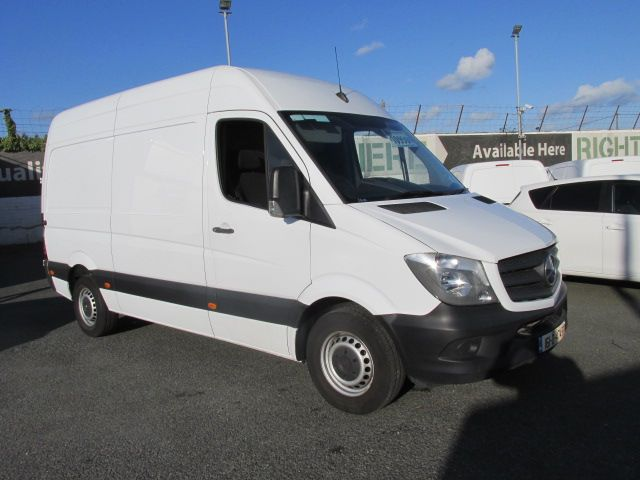 2016 Mercedes-Benz Sprinter 313/36 CDI 5DR (161D47450)