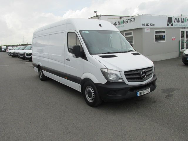 2016 Mercedes-Benz Sprinter 313/43 CDI 5DR (161D47453)