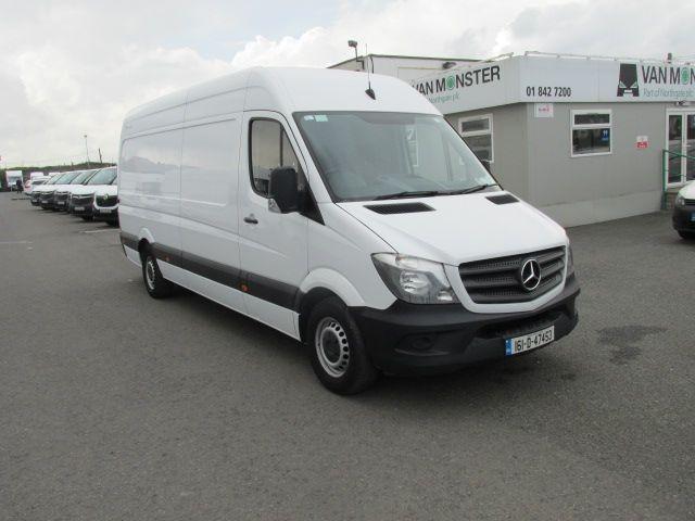 2016 Mercedes-Benz Sprinter 313/43 CDI 5DR (161D47453) Image 1