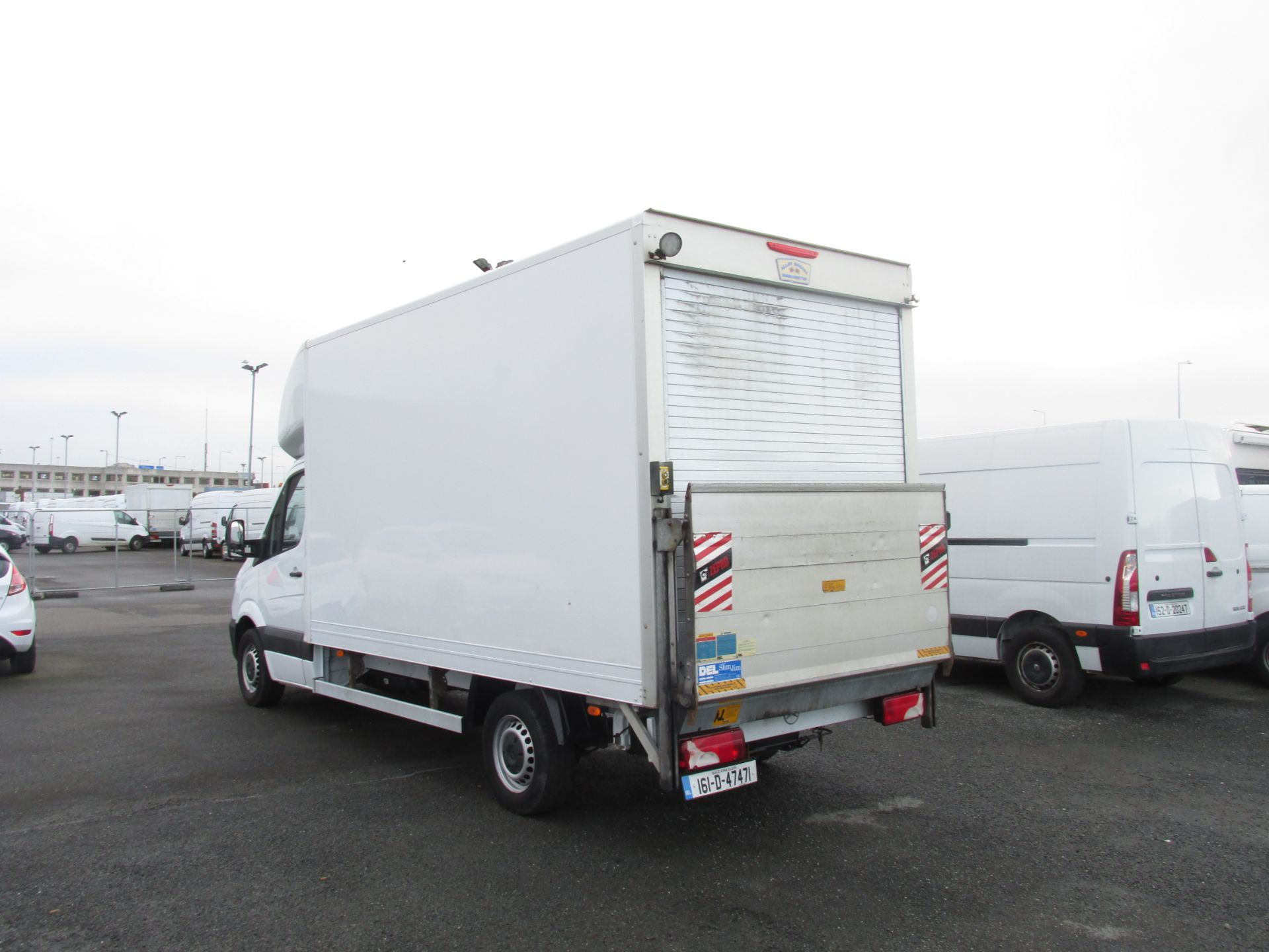 2016 Mercedes-Benz Sprinter 313 CDI Luton Body (161D47471) Image 5