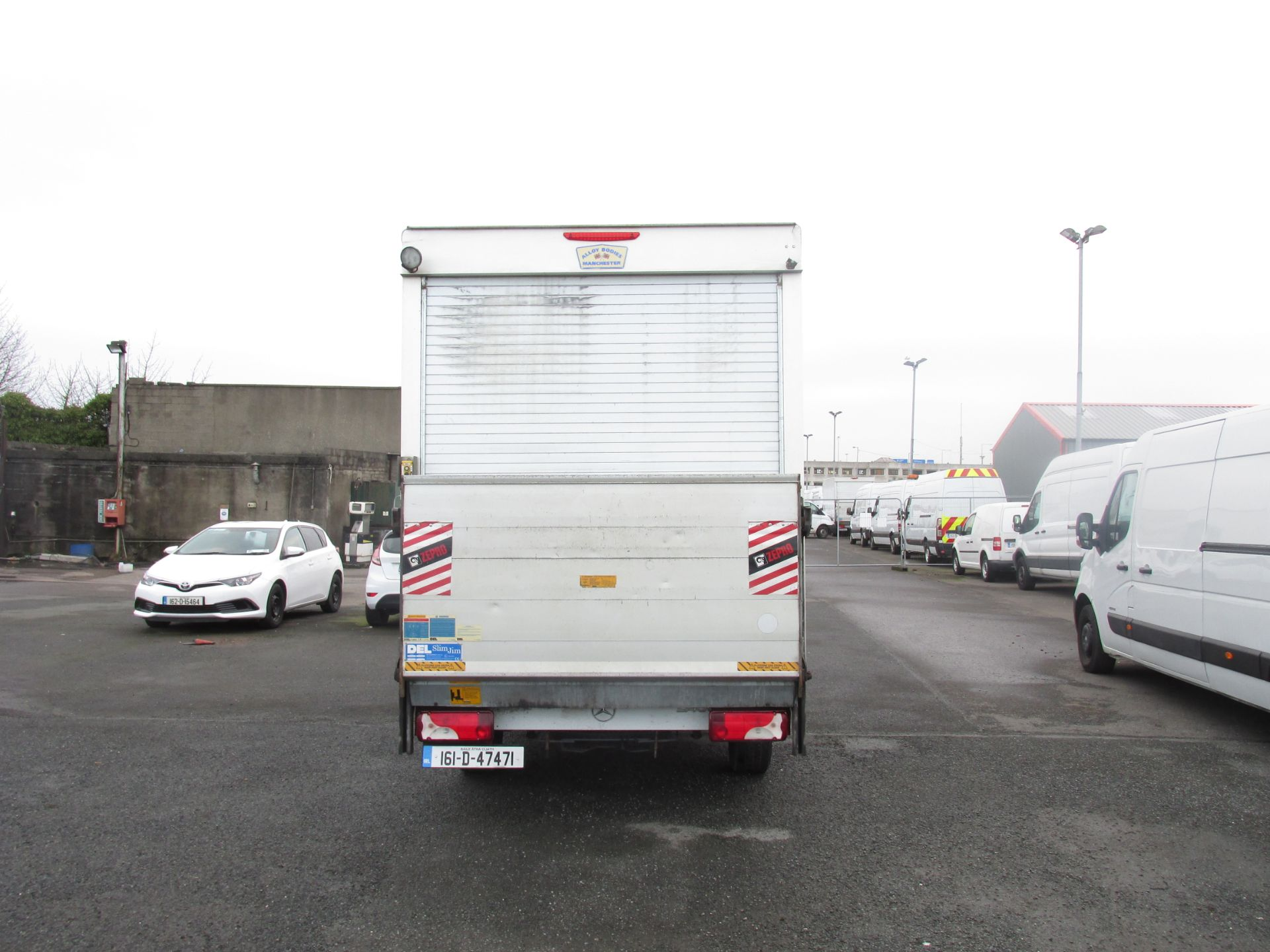 2016 Mercedes-Benz Sprinter 313 CDI Luton Body (161D47471) Image 6