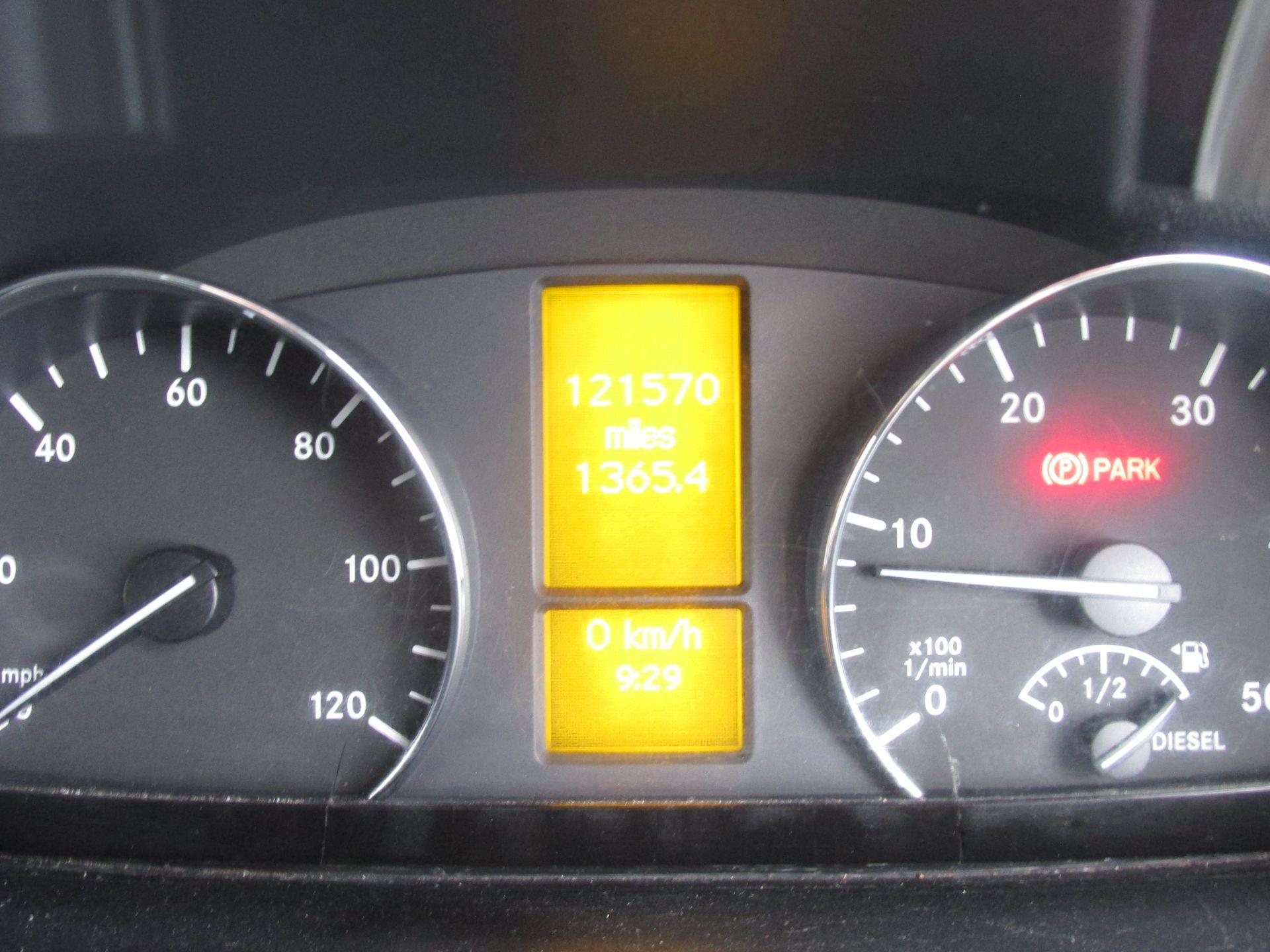 2016 Mercedes-Benz Sprinter 313 CDI Luton Body (161D47471) Image 14