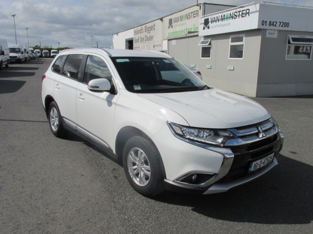 2016 Mitsubishi Outlander 4WD 6MT 16MY 4DR - HIGH SPEC  - FSH - AS NEW  (161D47529)