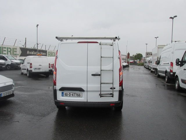 2016 Ford Transit Custom 290 LR P/V (161D47766) Image 4