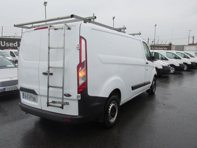 2016 Ford Transit Custom 290 LR P/V (161D47766) Image 3