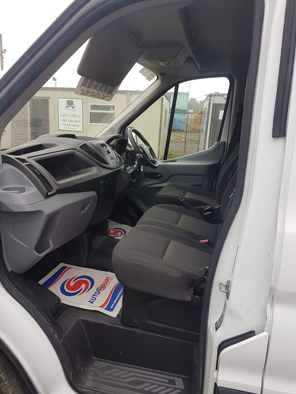 2016 Ford Transit 350 H/R P/V (161D47773) Image 16