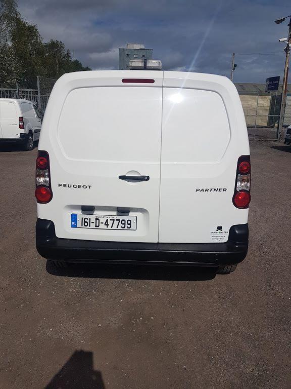 2016 Peugeot Partner Access 1.6 HDI 92 3DR (161D47799) Image 11