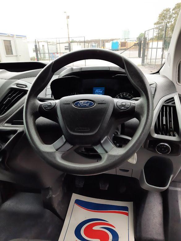 2016 Ford Transit Custom 290 LR P/V LWB (161D47969) Image 6