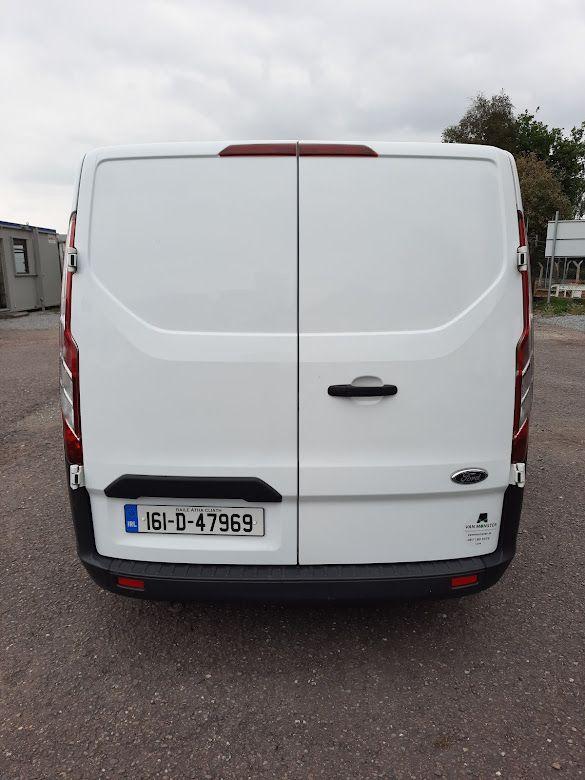 2016 Ford Transit Custom 290 LR P/V LWB (161D47969) Image 11