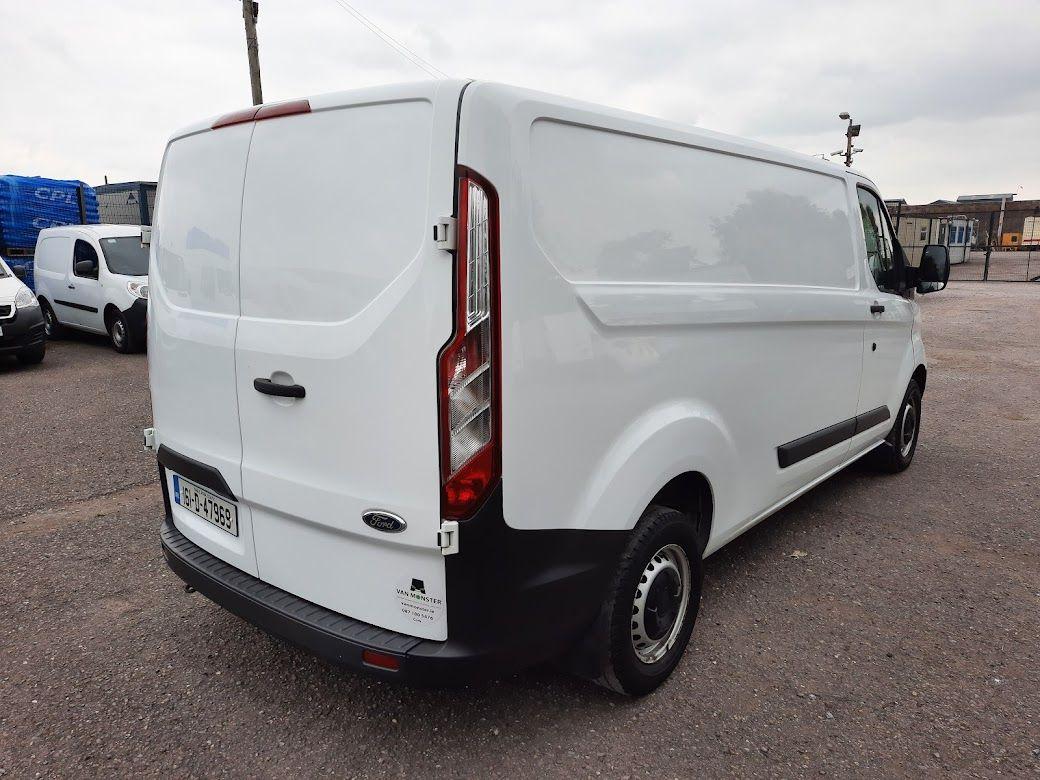 2016 Ford Transit Custom 290 LR P/V LWB (161D47969) Image 10