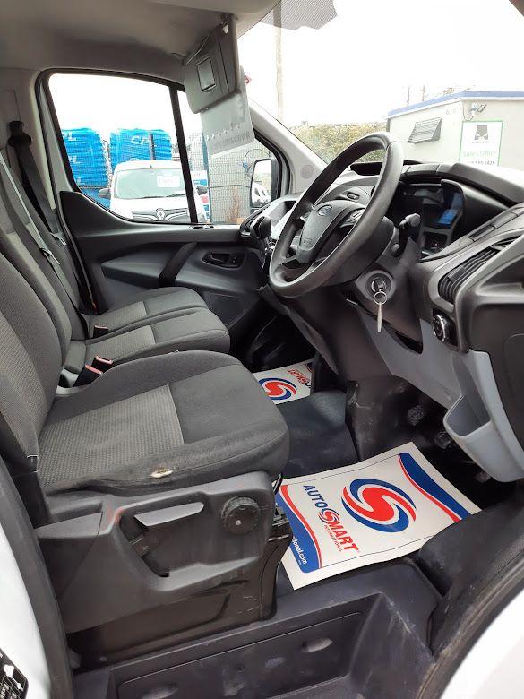 2016 Ford Transit Custom 290 LR P/V LWB (161D47969) Image 8