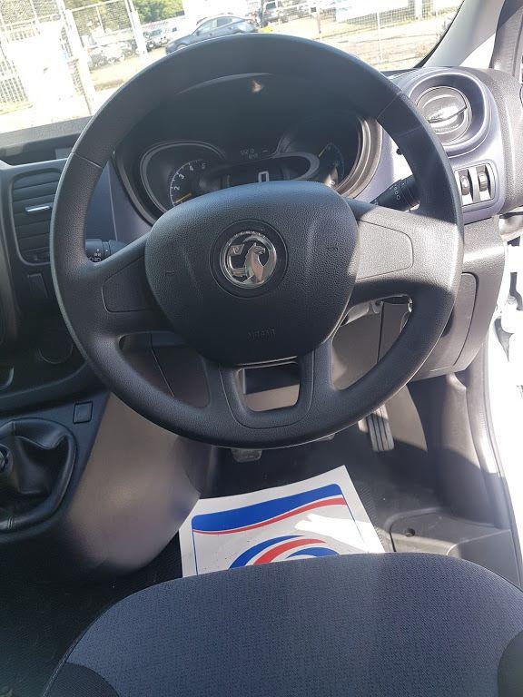 2016 Vauxhall Vivaro 2900 L2H1 CDTI P/V (161D47994) Image 6